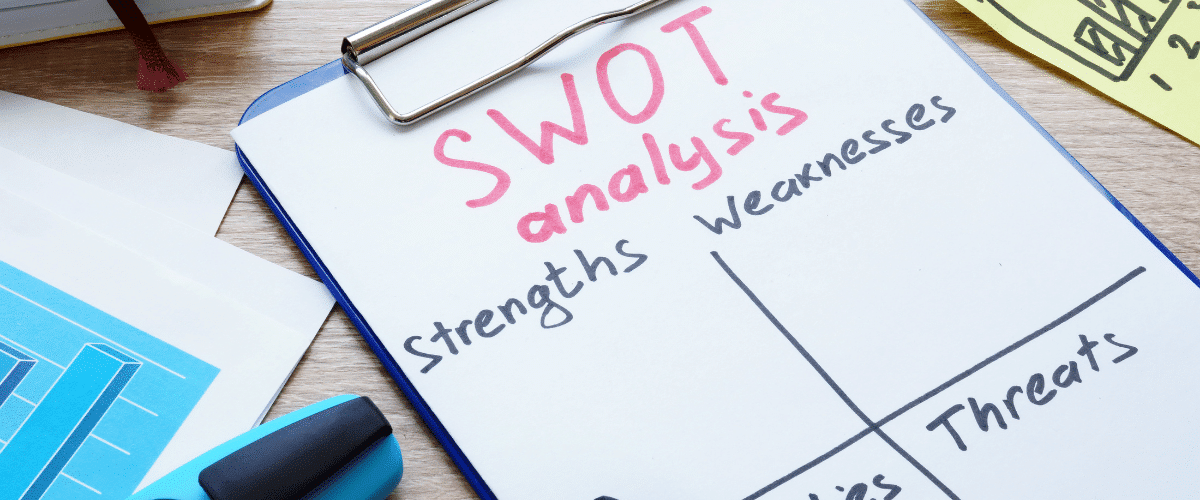 Typical SWOT