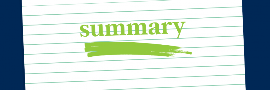 Summary on paper